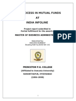Mba Finance Project Pdf